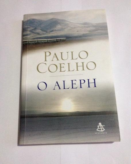 Livro O Aleph Paulo Coelho