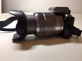 Câmera Fotográfica Sony Nex-c3 16,2mp Hd