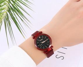 Relógio Feminino De Luxo Frete Grátis Para Todo Brasil!!!!