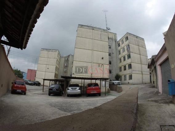 Apartamento À Venda, 48 M² Por R$ 110.000,00 - Cidade Tiradentes - São Paulo/sp - Ap4774