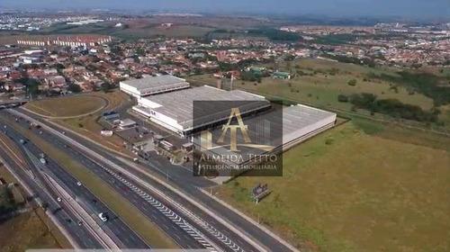 Excelente Galpão Para Locação Com 4.393,59 M² Na Cidade De Sumaré/sp - Confira! - Ga0430