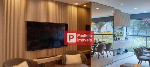 Apartamento À Venda, 125 M² Por R$ 1.500.000,00 - Campo Belo - São Paulo/sp - Ap30759
