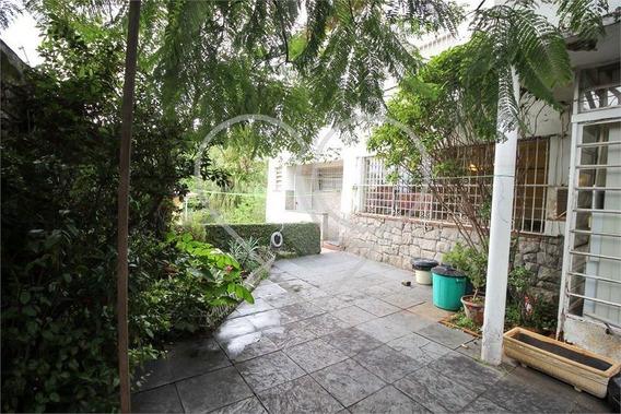 Casa Locação E Venda Pacaembbu - 57-im370514