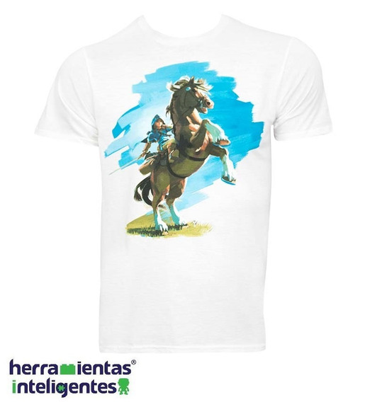 The Legend Of Zelda Breath Of The Wild Playera Bioworld