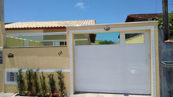 Rf: 2.179-3 Casa Nova 2 Dorm, 1 Suit, Wc, Piscina.
