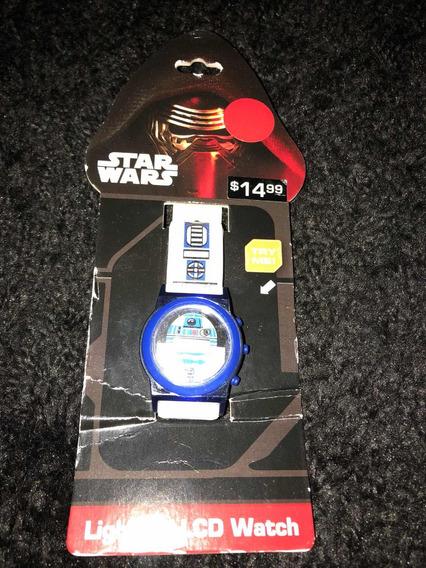 Reloj Infantil Star Wars R2d2
