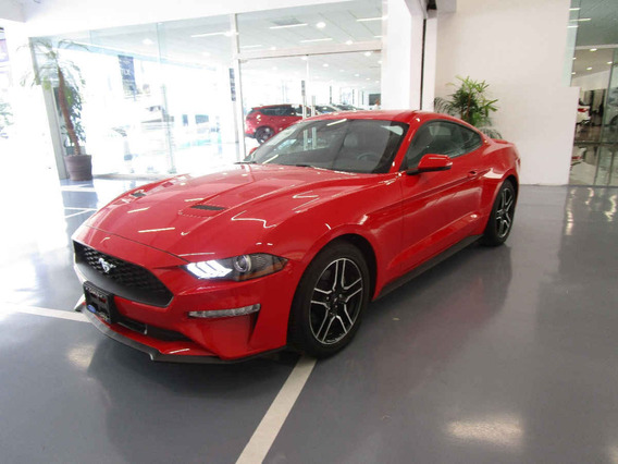 Ford Mustang 2p Ecoboost 4cil.