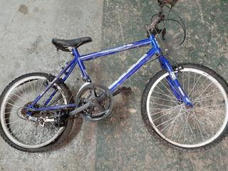 Bicicleta Kromos Tipo Bmx Rodado 20 (para Restaurar)