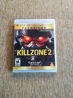Killzone 2 Original Usado Ps3
