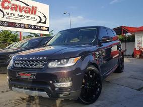 Land Rover Range Rover Sport Supercharge Negra 2014