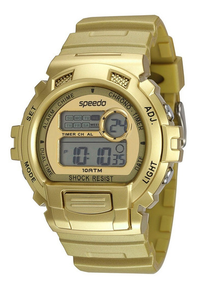 Relógio Feminino Digital Speedo 65083l0evnp3