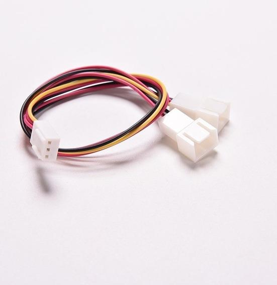 Cabo Spliter Para Microventilador 3 Pinos 1f X 2m