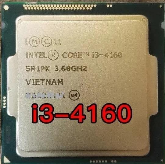 Processador Core I3 4160 + Cooler + Brinde Exclusivo