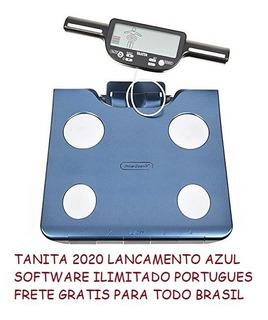 Balança Tanita Bc 601 2020 Lancamento Software Ilimitado