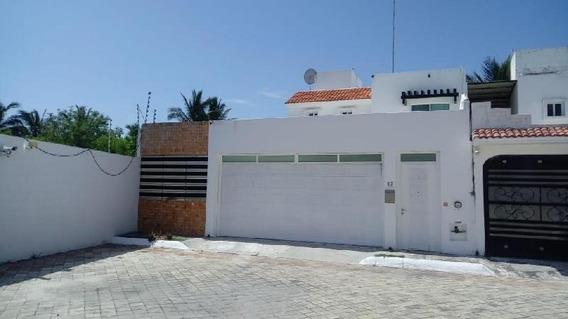 Casa En Renta En Ciudad Del Carmen Villa Marina