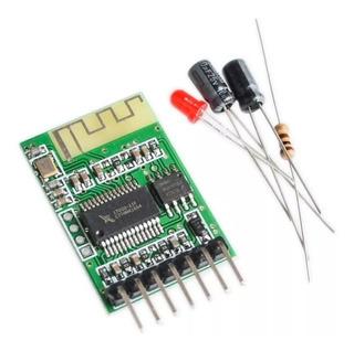 Modulo Receptor De Audio Bluetooth 4.2 Stereo