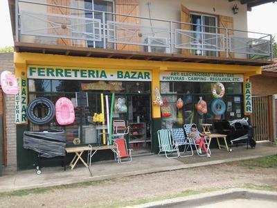 Vendo Ferreteria -bazar ,casa Y Departamentos En Calamuchita
