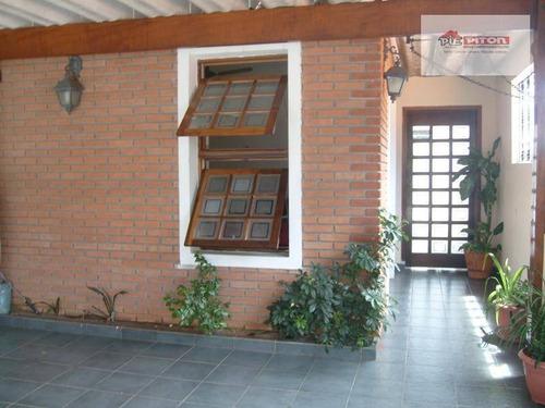 Casa Residencial À Venda, Vila Ponte Rasa, São Paulo - Ca0002. - Ca0002