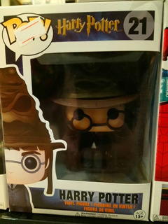 Funko Pop Harry Potter Sombrero Seleccionador #21