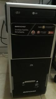 Pc Bangho Amd Athlon Ii X2 2,8ghz 2gb Ram 250 Gb Disco