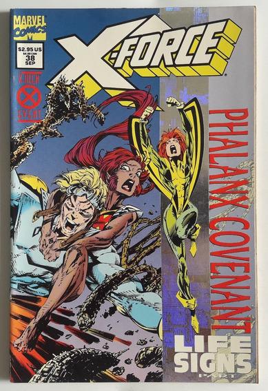 Gibi X-force Nº 38 /marvel Comics