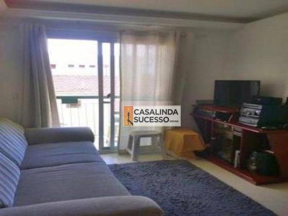 Apartamento 55m² 3 Dormts. Próx. À Av. Calim Eid - Ap5393 - Ap5393
