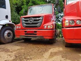 Mercedes-benz Mb 1319 Ano 2015 Toco No Chassi / 3 Caminhões