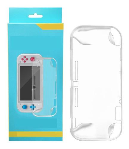 Funda Protectora Para Nintendo Switch Lite De Silicona