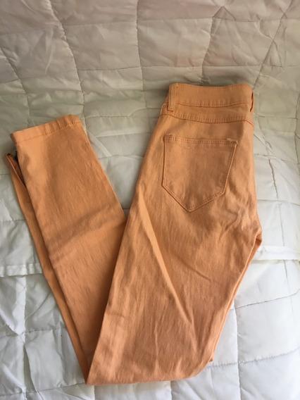 Pantalón Jean Niña Juvenil Strech Talla 14