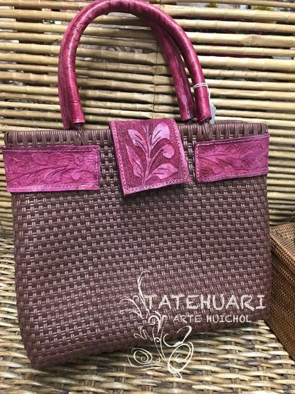 Bolsa De Plastico Con Talaberteria Purpura