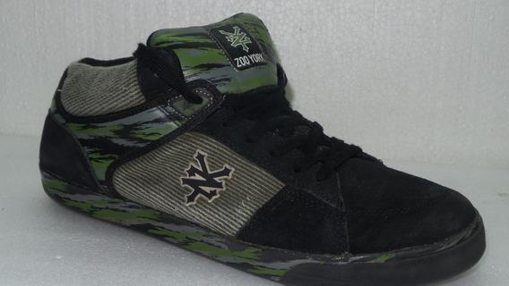 Zapatillas Zoo Work Us12 - Arg 45.5 Usadas All Shoes