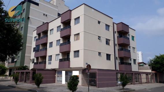 Apartamento De 02 Quartos Praia Da Morro - V-1969