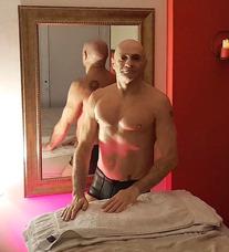 Masajista Masculino Para Hombres Relax, Personal Trainer