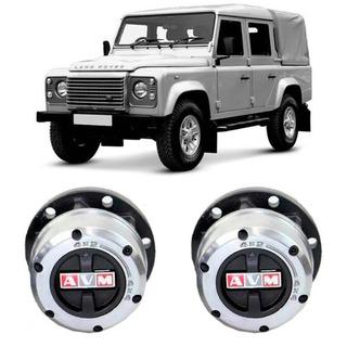 2 Roda Livre Manual Land Rover Defender 4x4 1992 A 2011 Avm