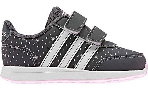 Tenis adidas Vs Switch 2 Cmf Gris Tallas De #11 A #16 Bebes
