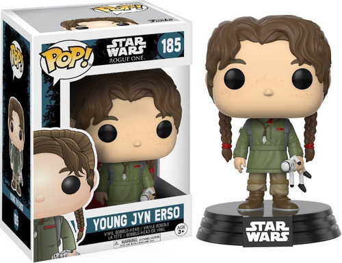 Young Jyn Erso #185 Funko Pop