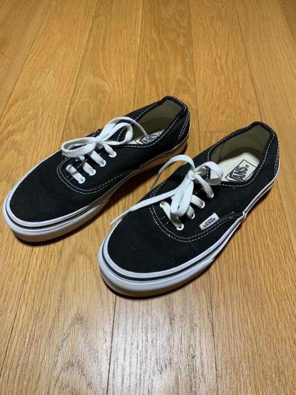 Zapatillas Vans Originales Usadas Como Nuevas