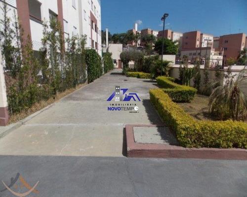 Apartamento Residencial À Venda, Jardim Central, Cotia. - Ap0049 - 67873697