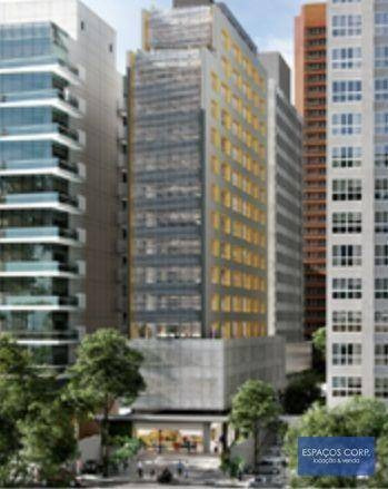 Imagem 1 de 1 de Laje Corporativa Para Alugar, 6.174m² - Jardim Paulista - São Paulo/sp - Pr0186