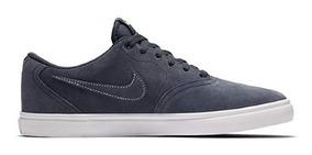 Tênis Nike Sb Check Solar Azul Trovão Original 843895402