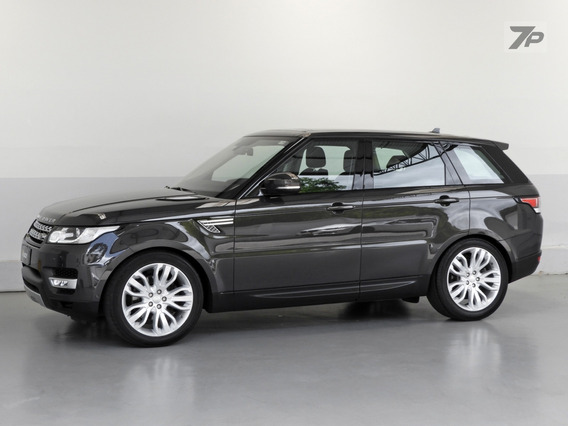 Range Rover Sport Hse 3.0 Supercharged V6 Gasolina Auto.