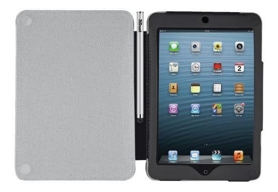 Capa Case Folio Stand iPad Mini + Caneta Apontador