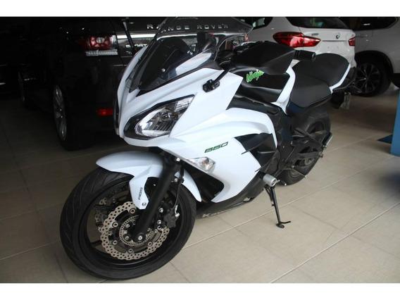 Kawasaki Ninja R 650 Cc Abs + Slider