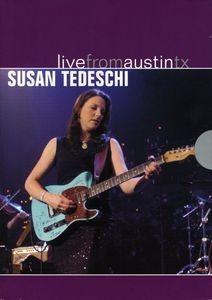 Dvd Susan Tedeschi Live From Austin Tx