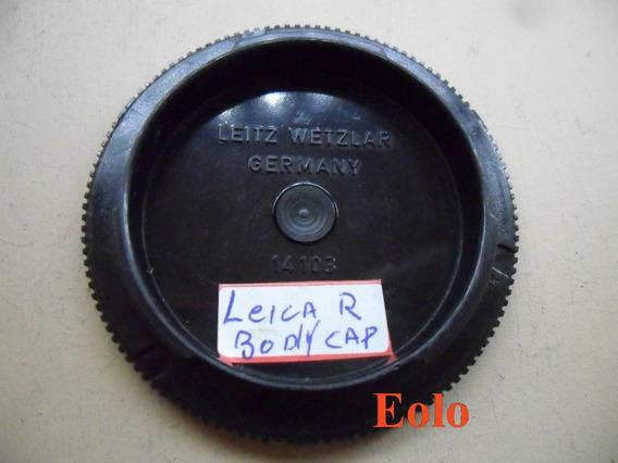 Leica R * Tampa Do Corpo * Rara * &