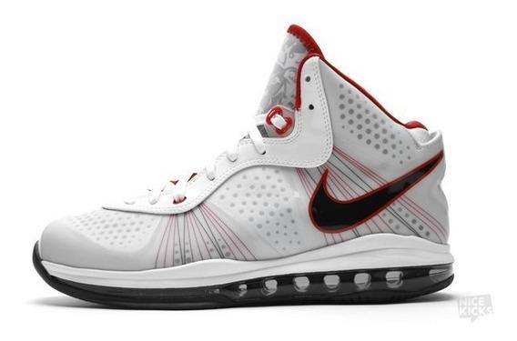 Nike Lebron James 8 V2 Nuevos En Caja