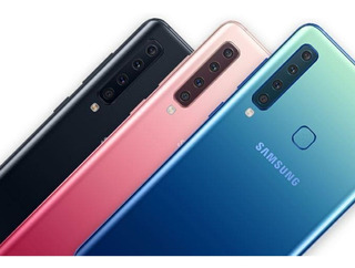 Samsung Galaxy A9 2019 L/fáb. 4g 128gb 6gb 4 Cámaras Sellado