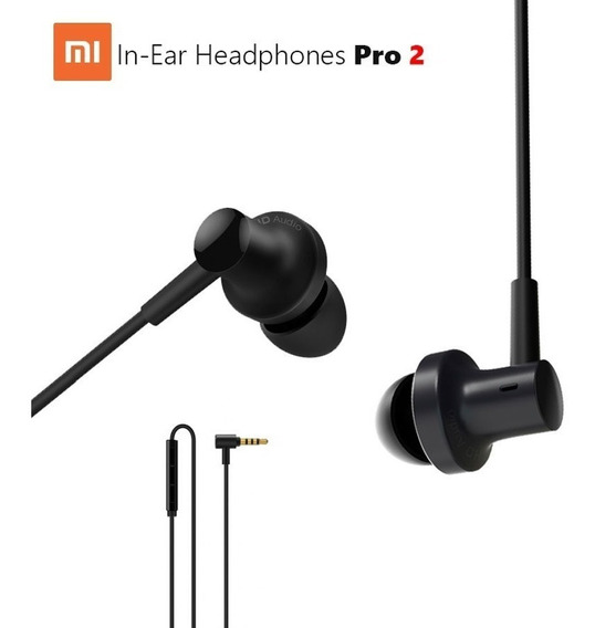 Xiaomi Audífonos Mi In-ear Headphones Pro 2