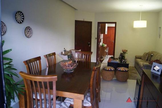 Apartamento Com 4 Dormitórios À Venda, 116 M² Por R$ 615.000,00 - Nova Petrópolis - São Bernardo Do Campo/sp - Ap1722