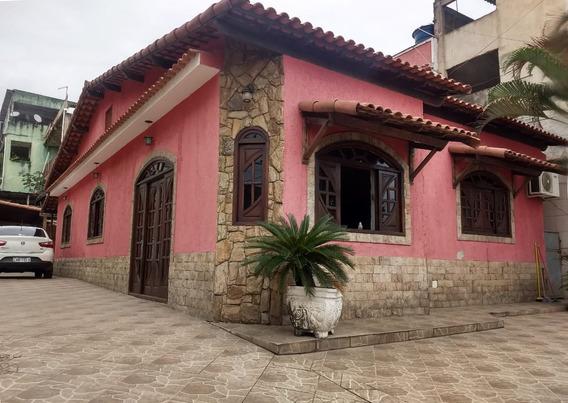 Ótima Casa Em São João De Meriti-rj